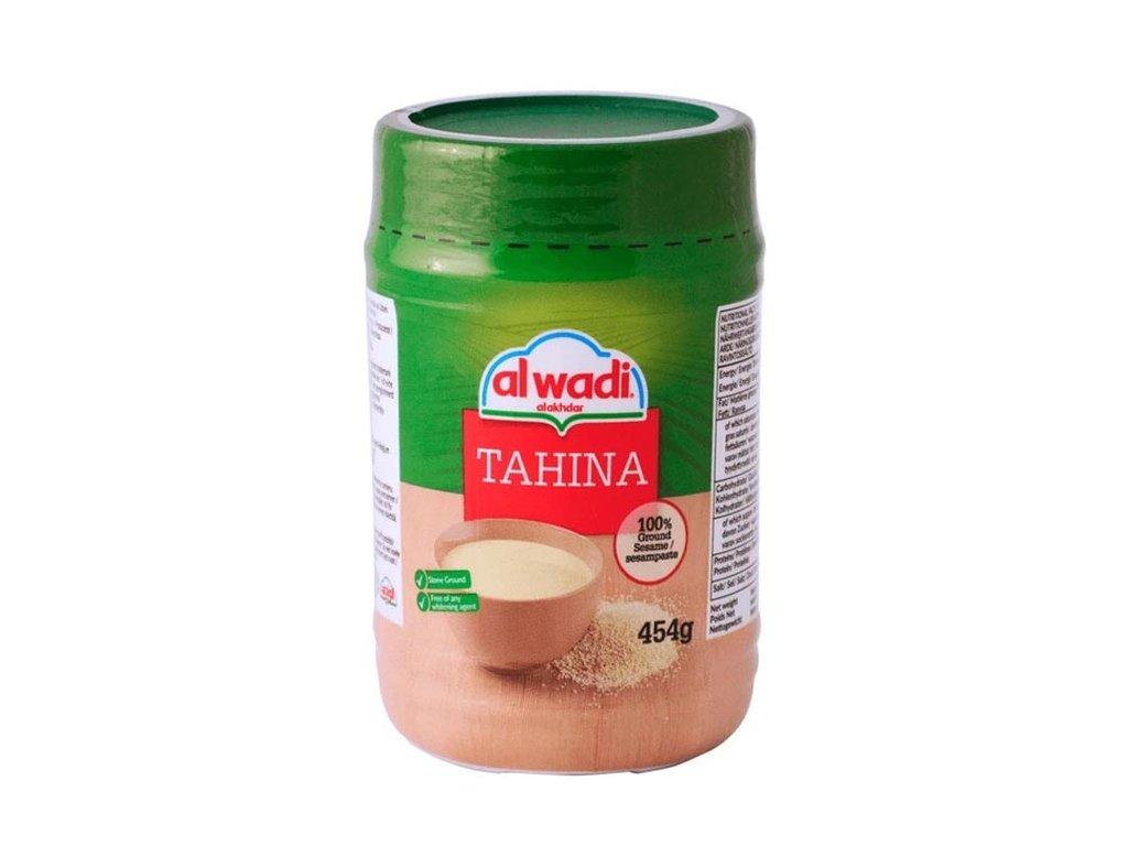 Sezamová pasta Tahini, AL WADI 454g
