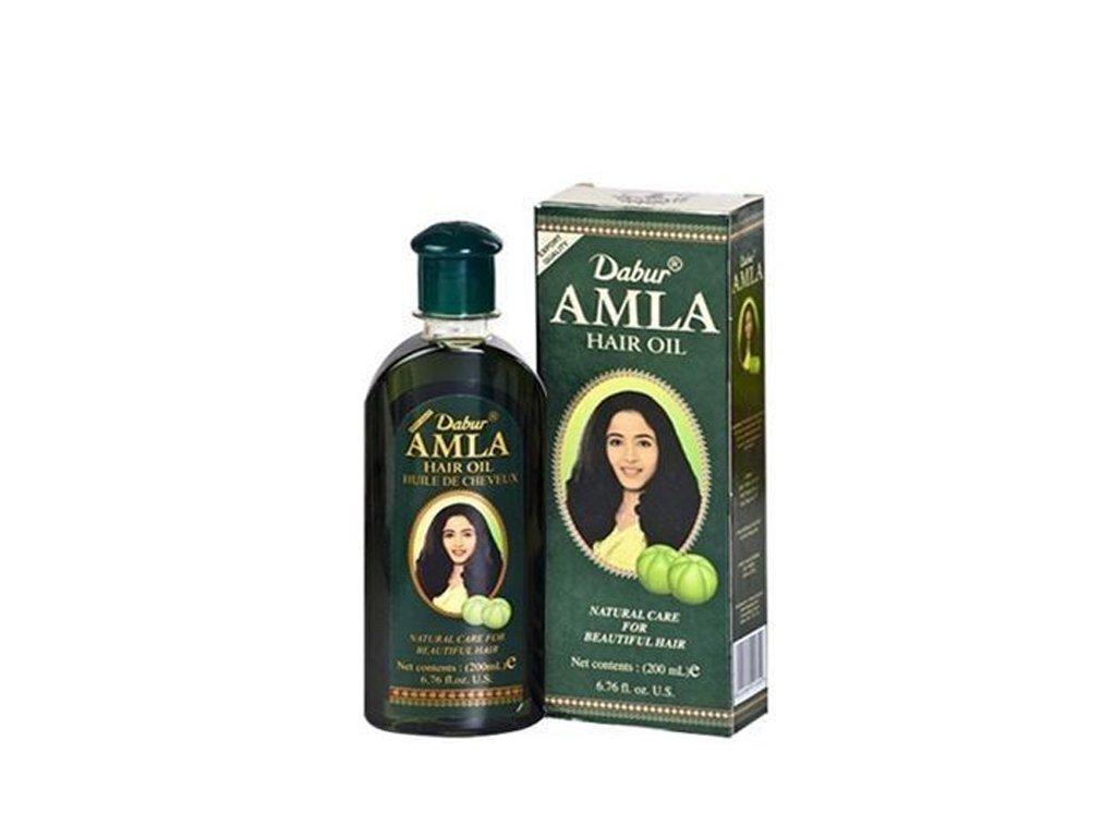 Amla vlasový olej, DABUR 100ml