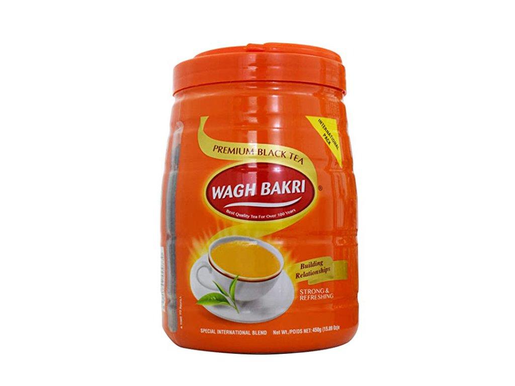 Černý čaj Premium, WAGH BAKRI 248g