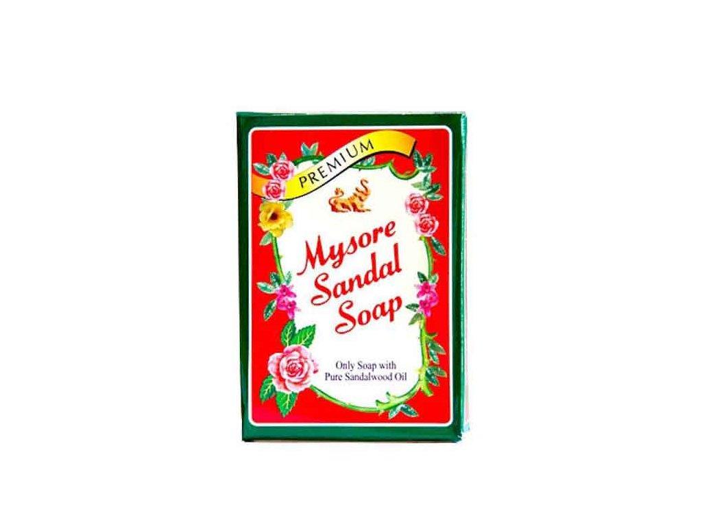 Mysore - santálové mýdlo (Sandal Soap), 75g