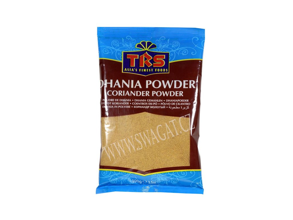 Dhania - koriandr mletý (Coriander Powder), TRS 100g