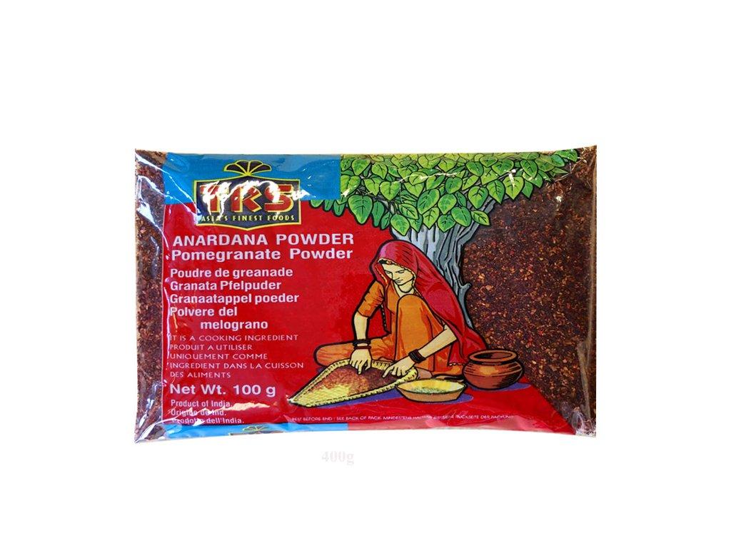 Anardana - granátové jablko mleté (Pomegranate Powder), TRS 100g