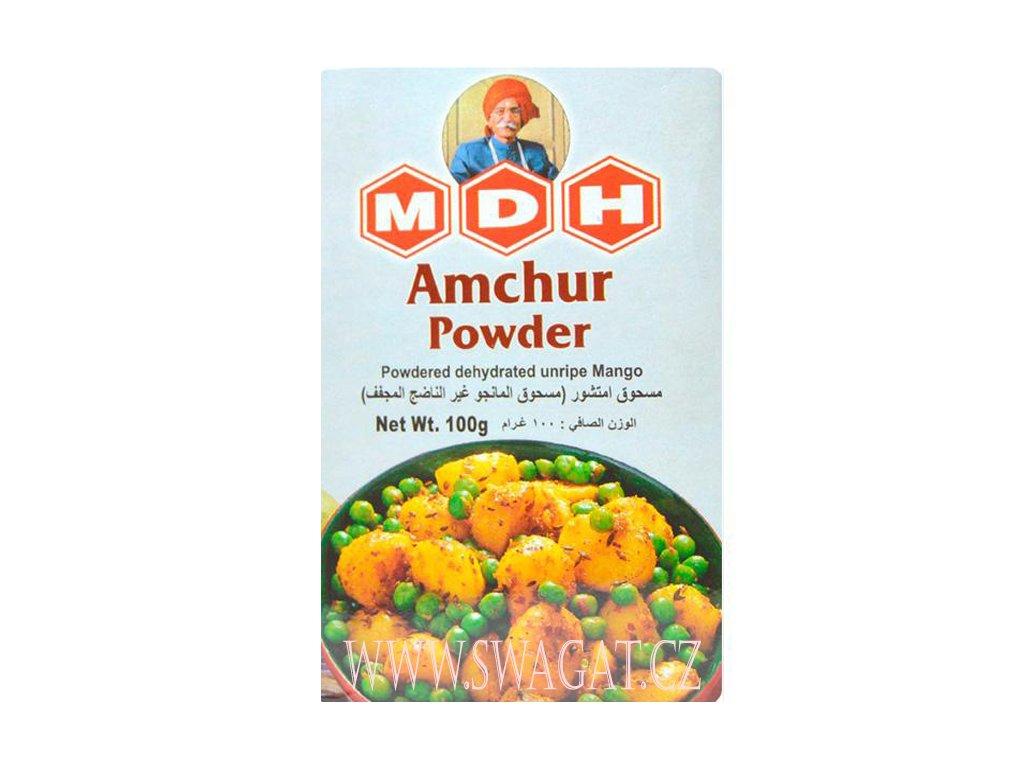 Amchur - mangový prášek, MDH 100g
