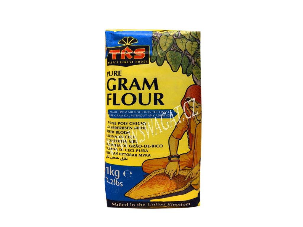 Besan - cizrnová mouka (Gram Flour), TRS 1kg