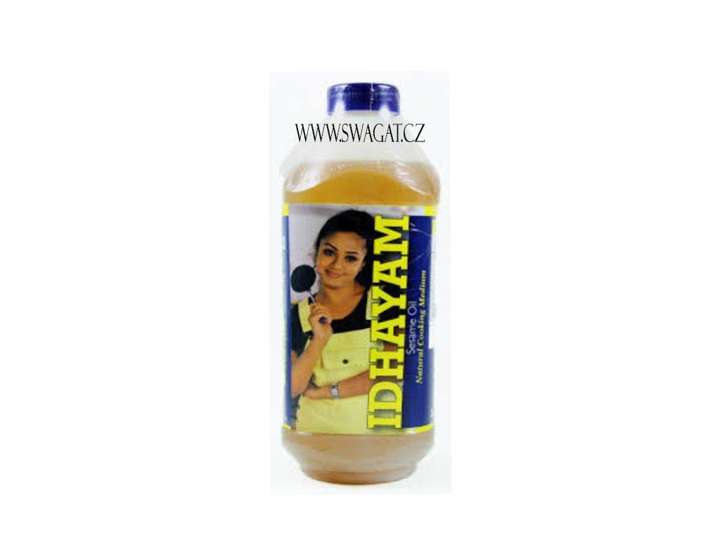 Sezámový olej, IDHAYAM 500ml