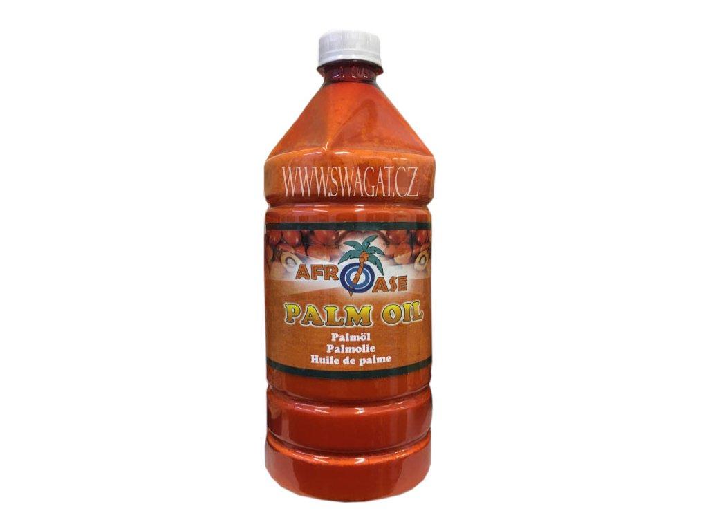 Palmový olej (Palm Oil), AfroAse