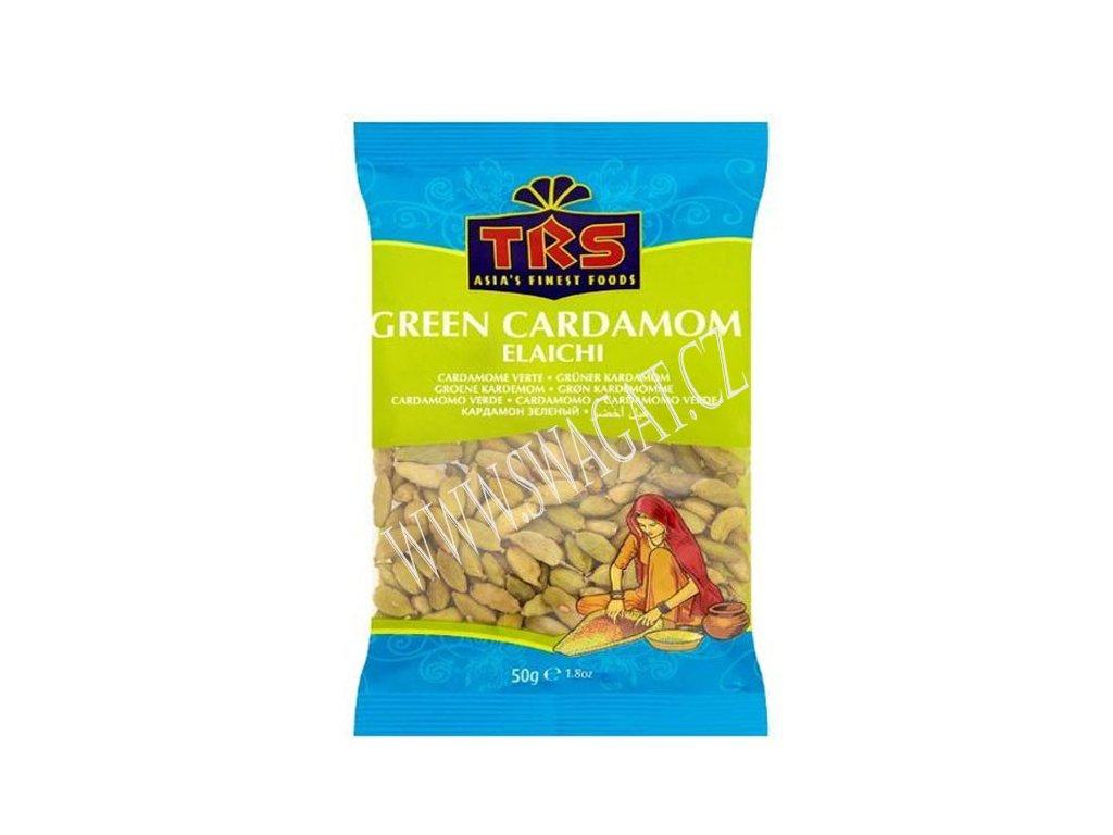 Zelený kardamon (Green Cardamom), TRS 50g