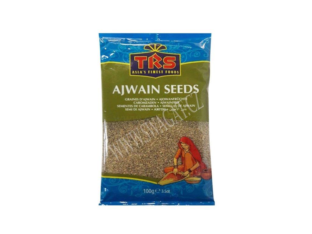 Ajwain -  Libeček semínko,  TRS 100g