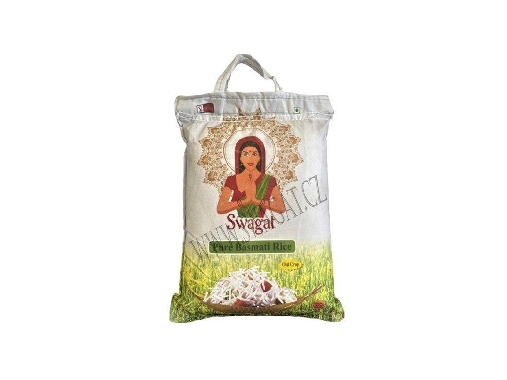 Basmati rýže (Basmati Rice), SWAGAT 1Kg