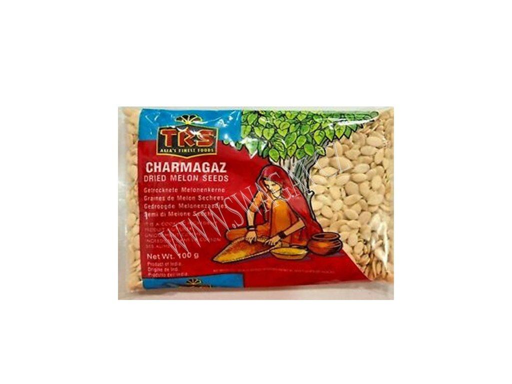 Charmagaz - melounové semínko (Dried Melon Seeds), TRS 100g
