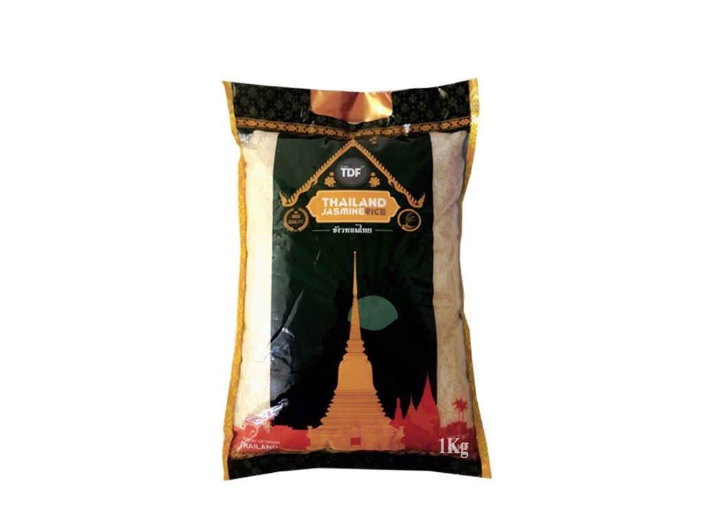 Jasmínová rýze, TDF 1 kg