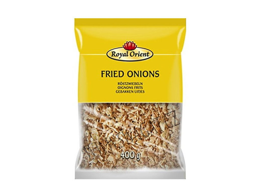 Smažená cibule (Fried Onions), Royal Orient 400g