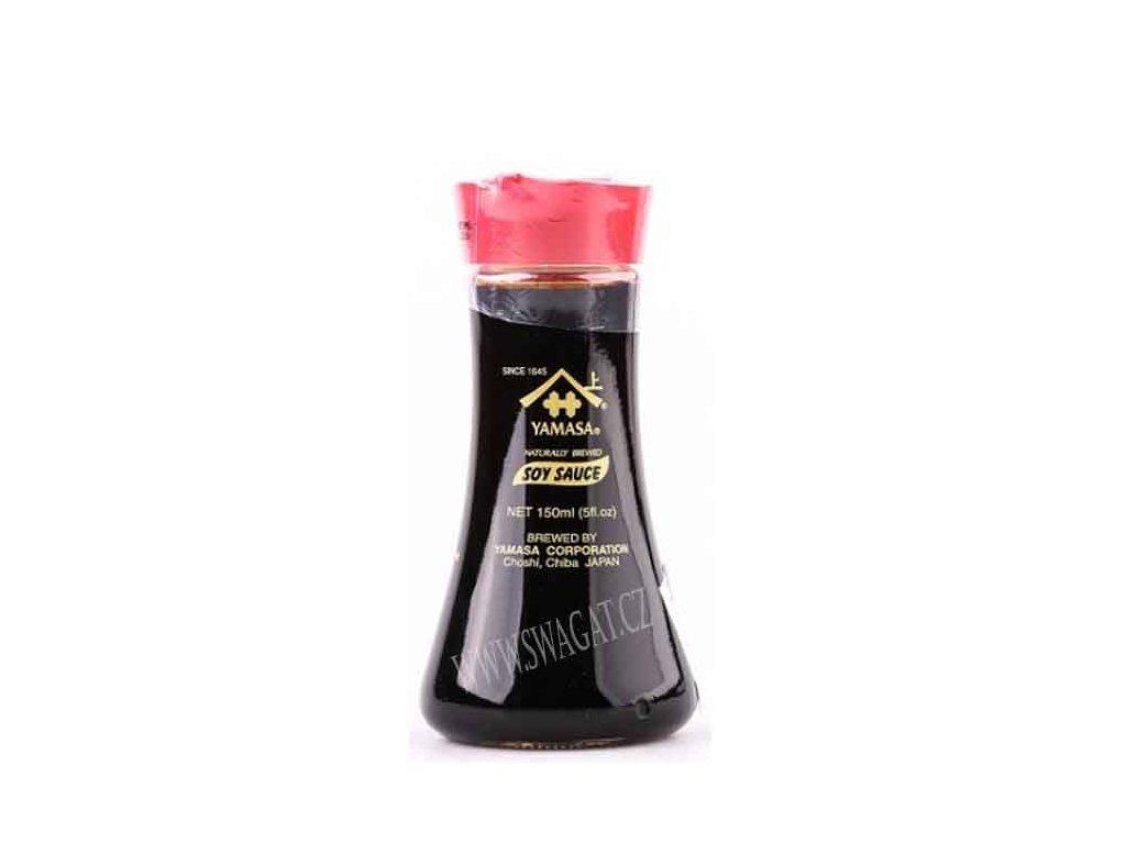 Sójová omáčka (Soy Sauce), YAMASA 150ml