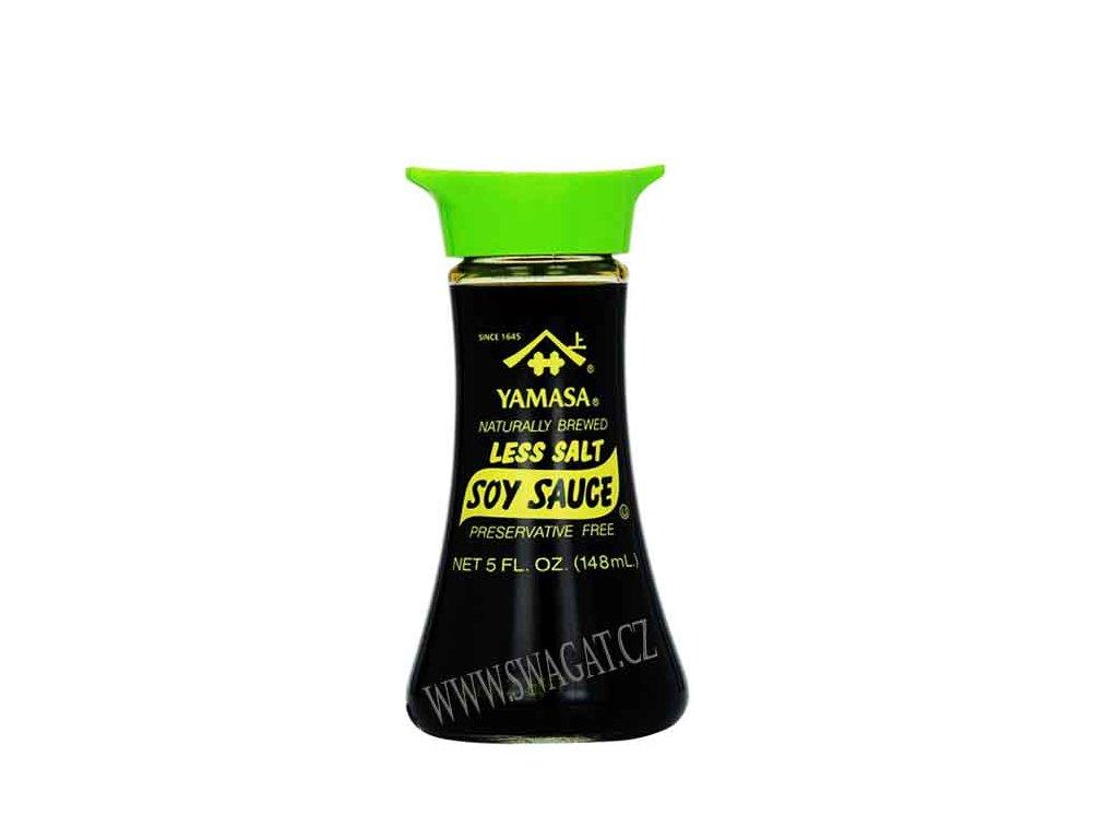Sójová omáčka méně slaná (Soy Sauce Less Salted) , YAMASA 150ml