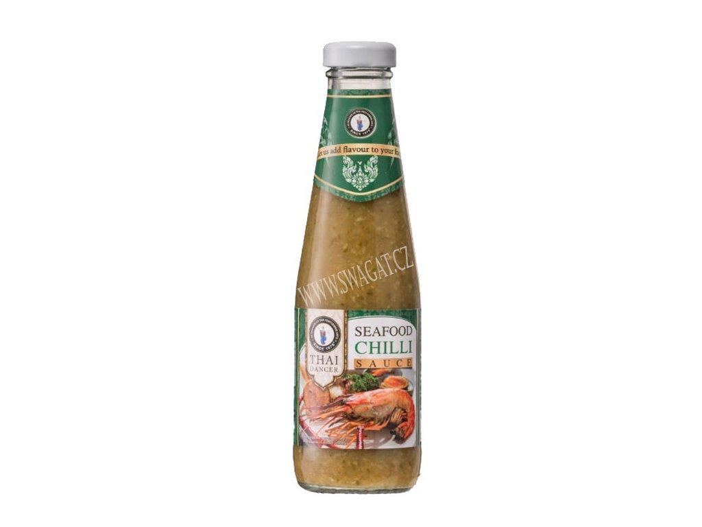 Chilli omáčka na mořské plody ,THAI DANCER 300ml