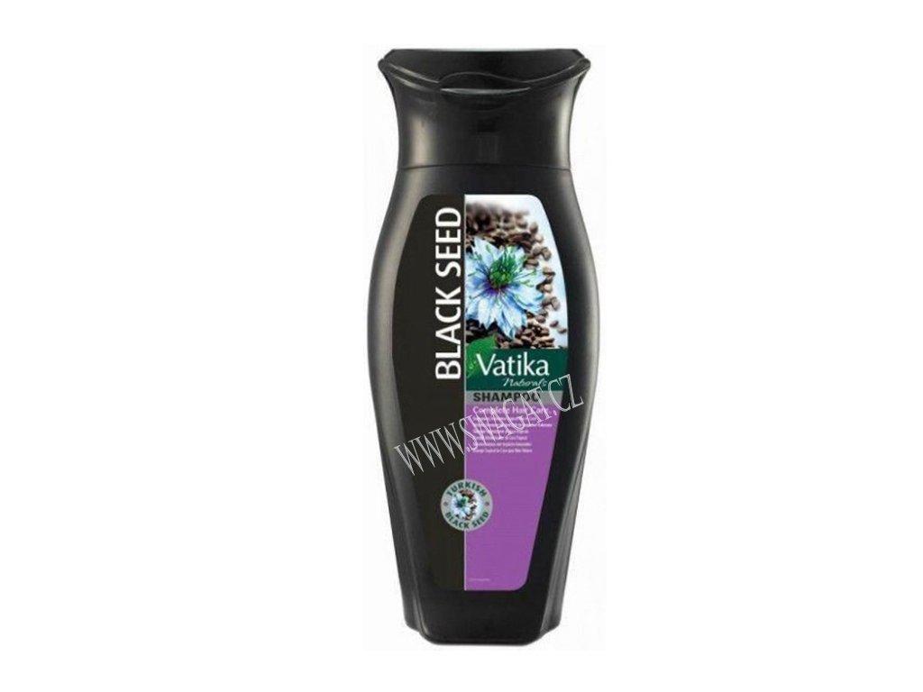 DABUR VATIKA Šampon z černých semen 200ml