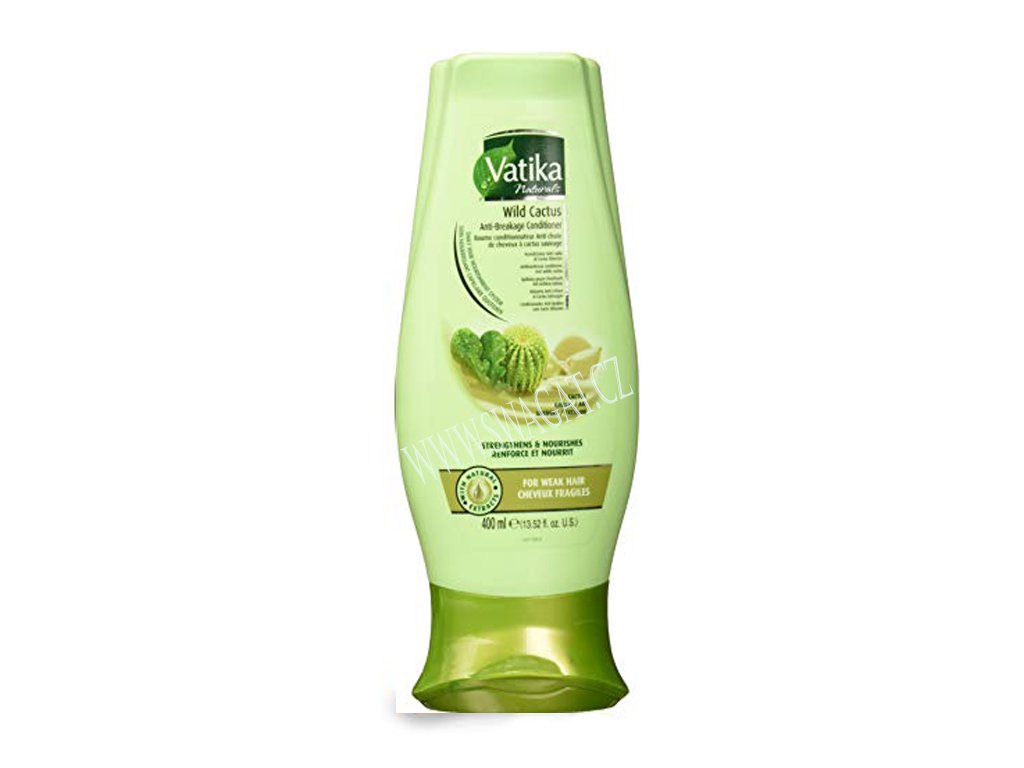 Kaktusový kondicionér (Wild Cactus Anti Breakage Conditioner), VATIKA 200ml