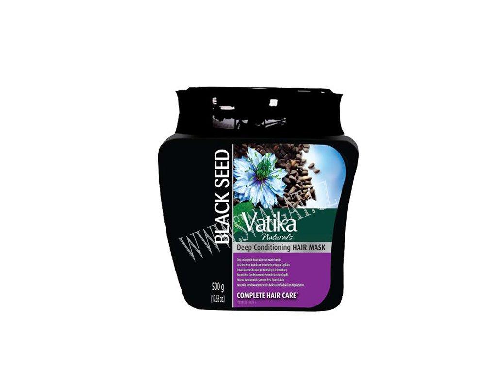 Maska z černých semen (Black Seed Mask), VATIKA 500g