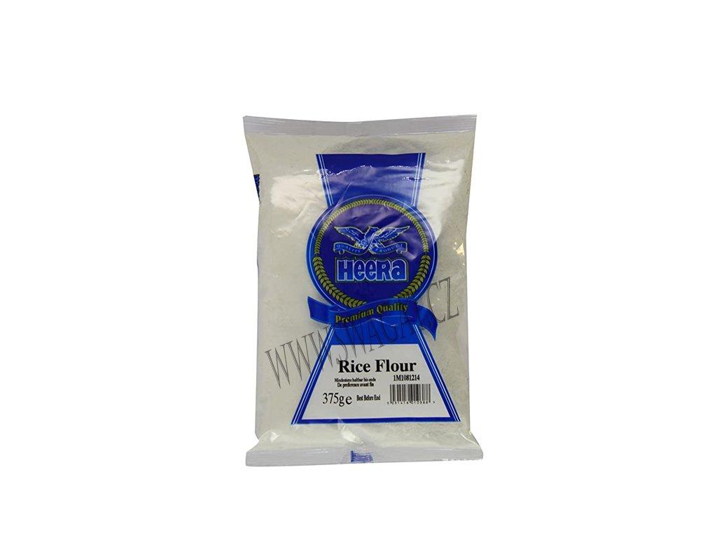 Rýžová mouka (Rice Flour), HEERA 375g