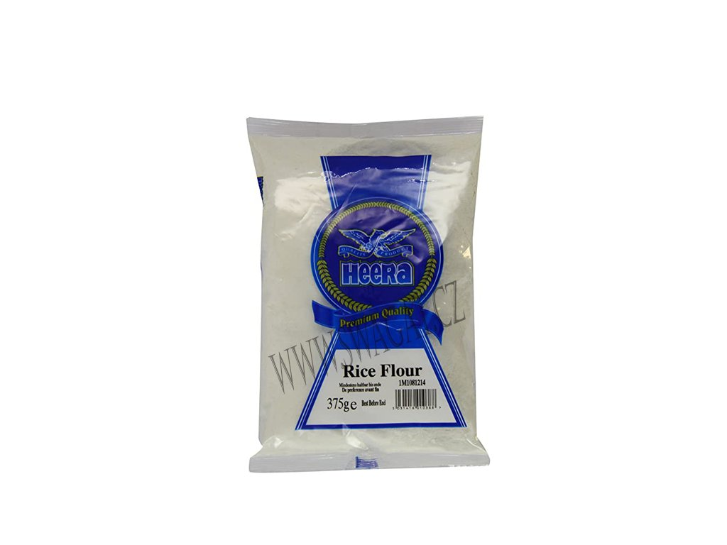 Rýžová mouka (Rice Flour), HEERA