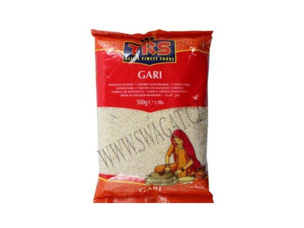 Gari - manioková mouka  (Cassava)  TRS 500g