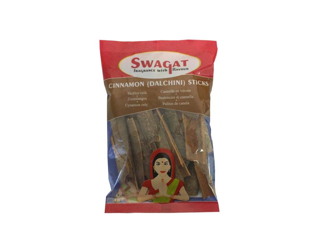 Dalchini - skořicové tyčinky (Cinnamon Sticks), SWAGAT