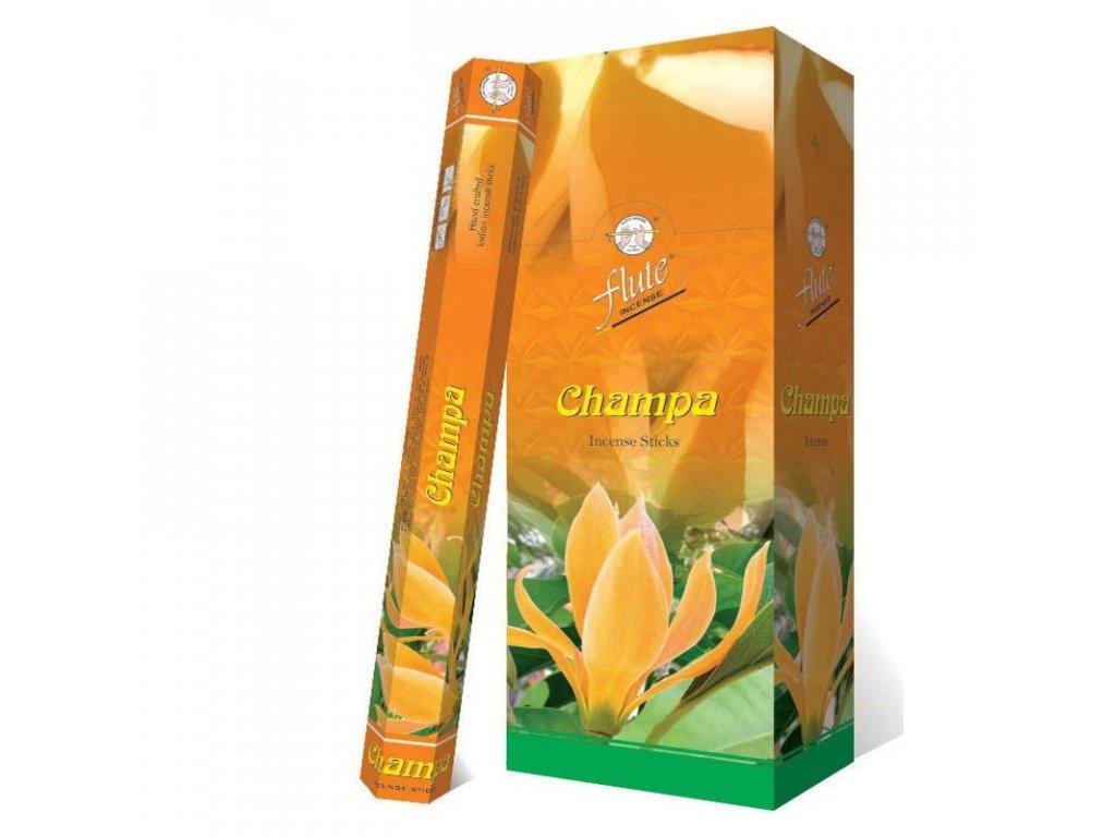 Vonné tyčinky Champa (Champa Incense Sticks), 20pc
