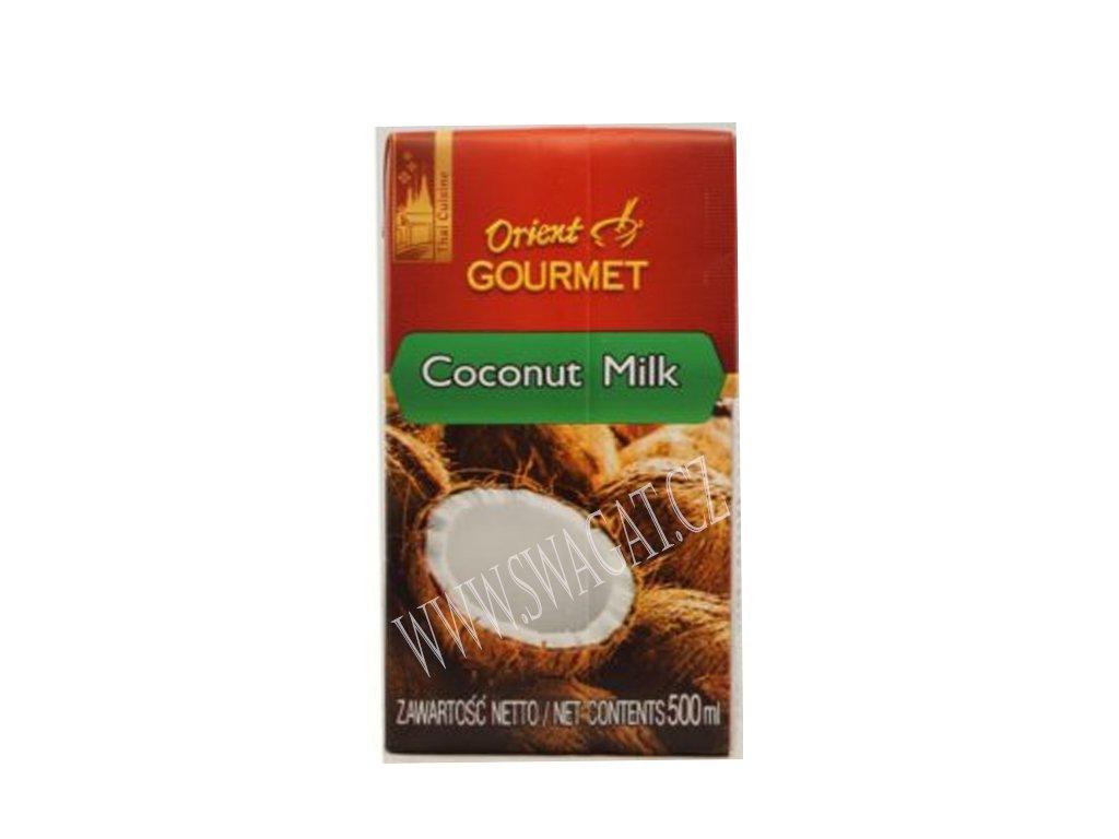 Kokosové mléko (Coconut Milk), ORIENT GOURMET 500ml
