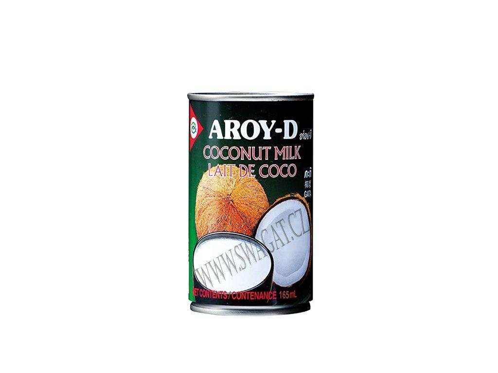 Kokosové mleko (Coconut Milk), AROY-D 165ml