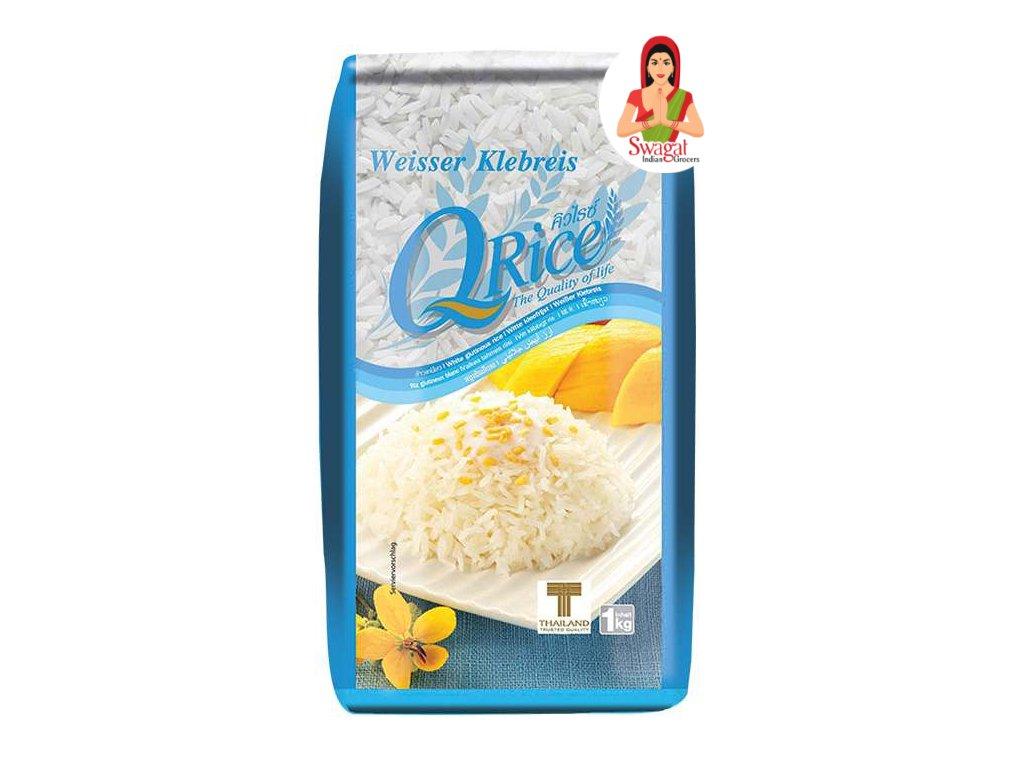 QRice thajská lepkavá rýže,1kg