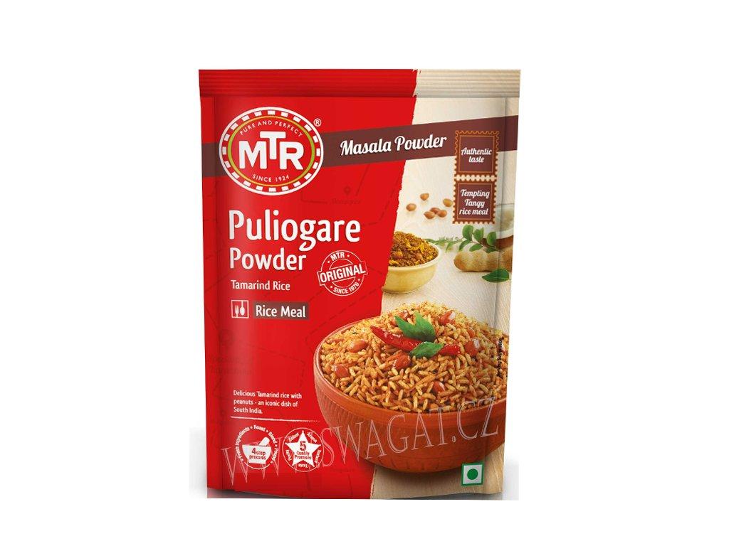 Směs  Puliogare - Tamarindová rýže, MTR 200g