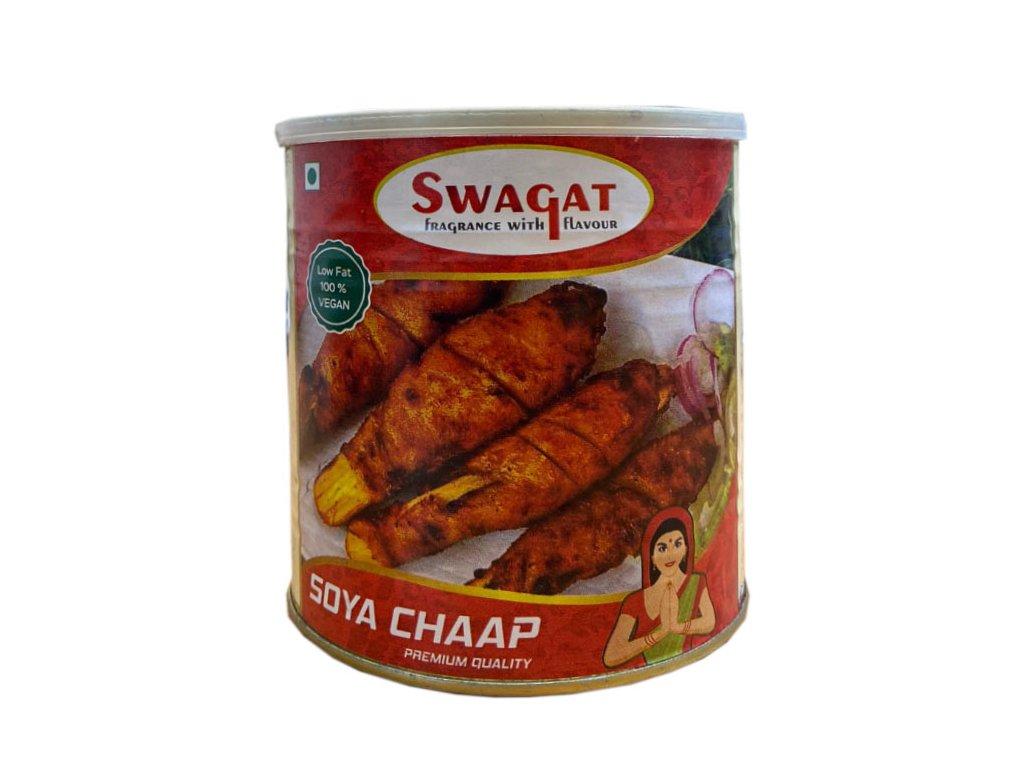 Soya Chaap  ve slaném nálevu, SWAGAT 800g