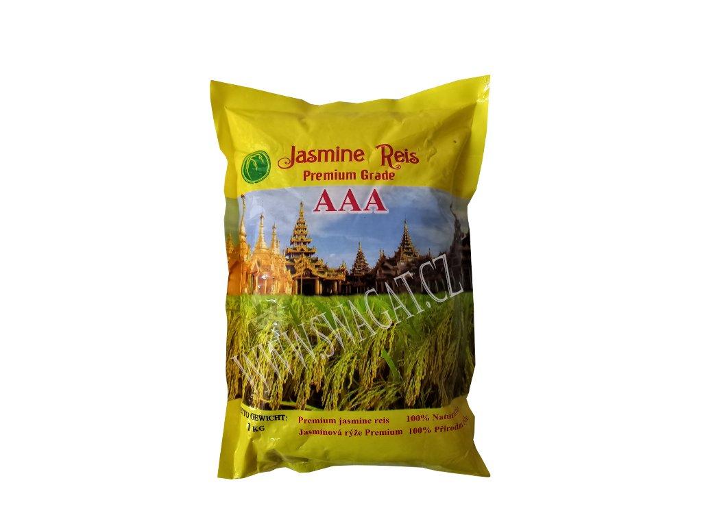 AAA Jasmínová rýže Premium 1kg