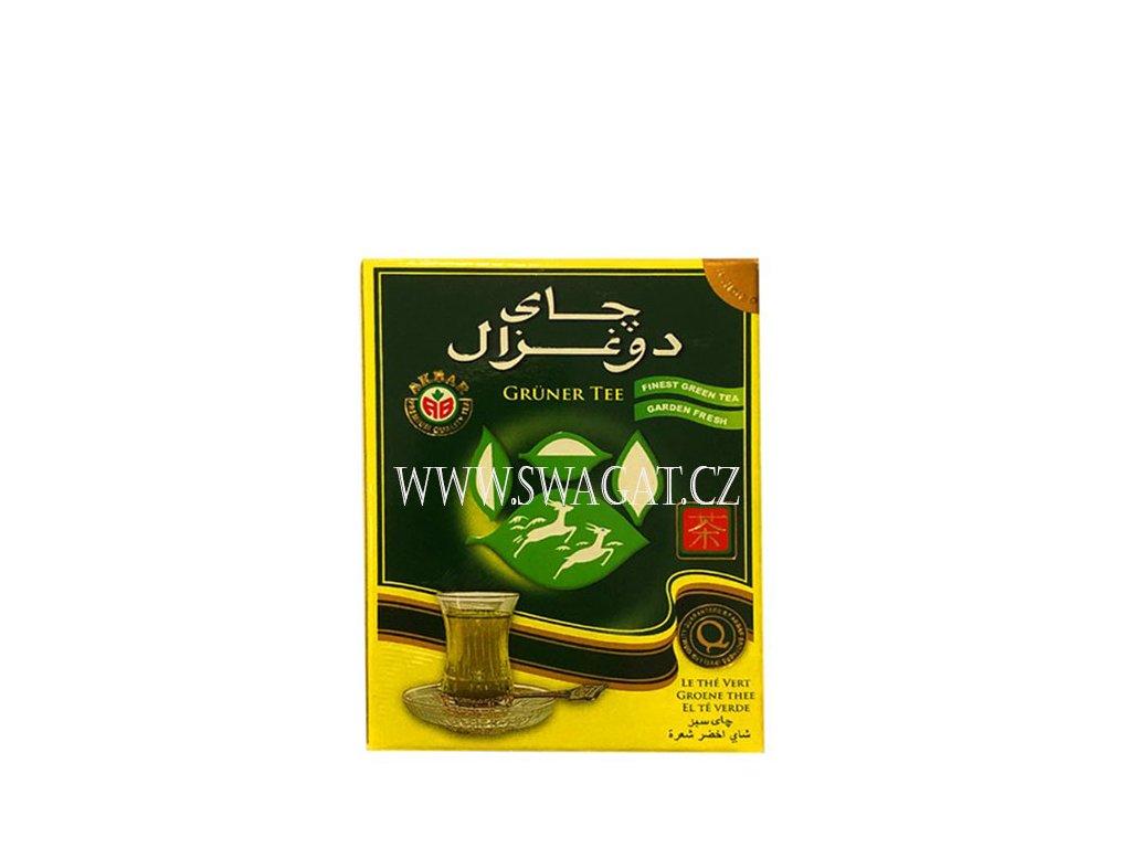 Čínský zelený listový čaj (Pure Chinese Green Leaf Tea), DO GHAZAL 100g