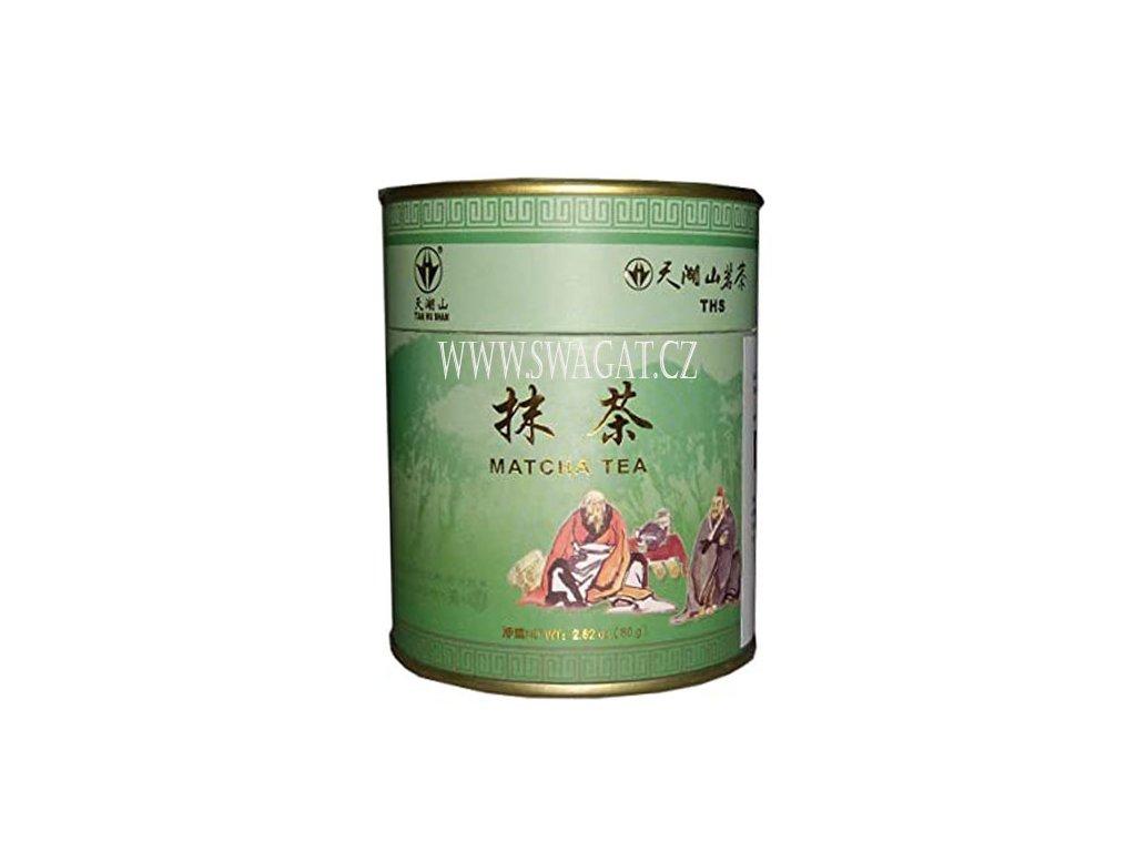 TIAN HU SHAN matcha zelený čaj, 80g
