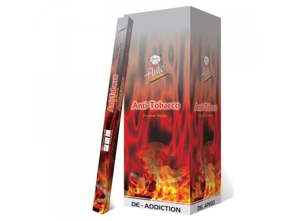 Vonné tyčinky Anti Tobacco, FLUTE 20ks