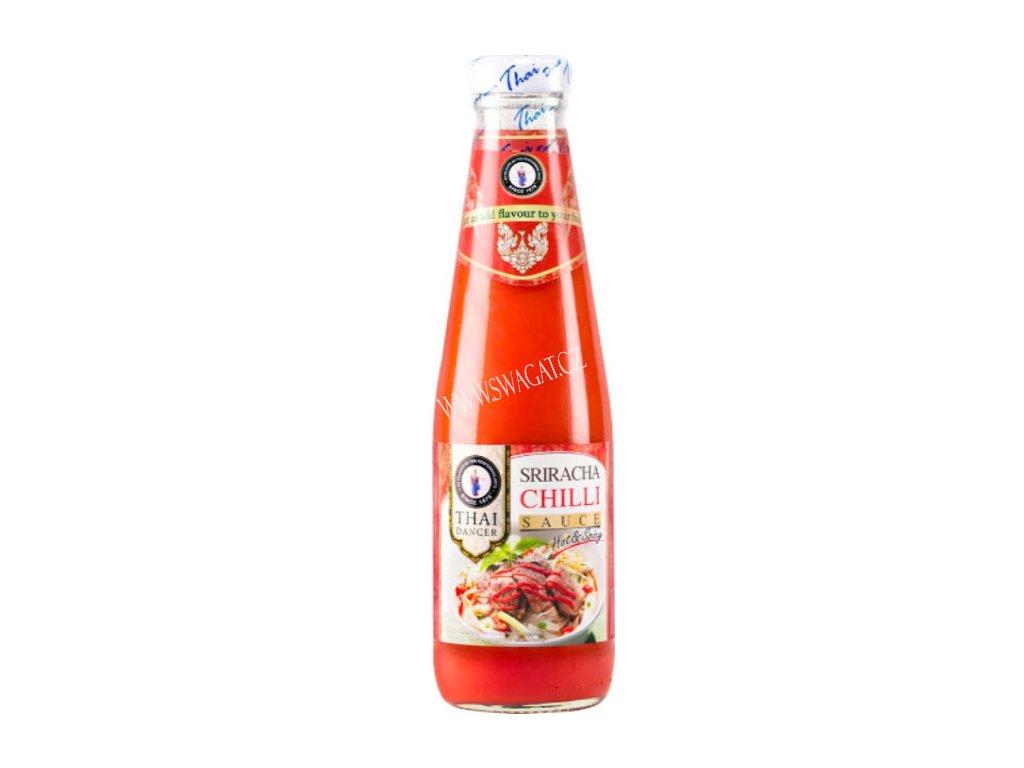 Sriracha Chilli omáčka páliva, THAI DANCER 300ml