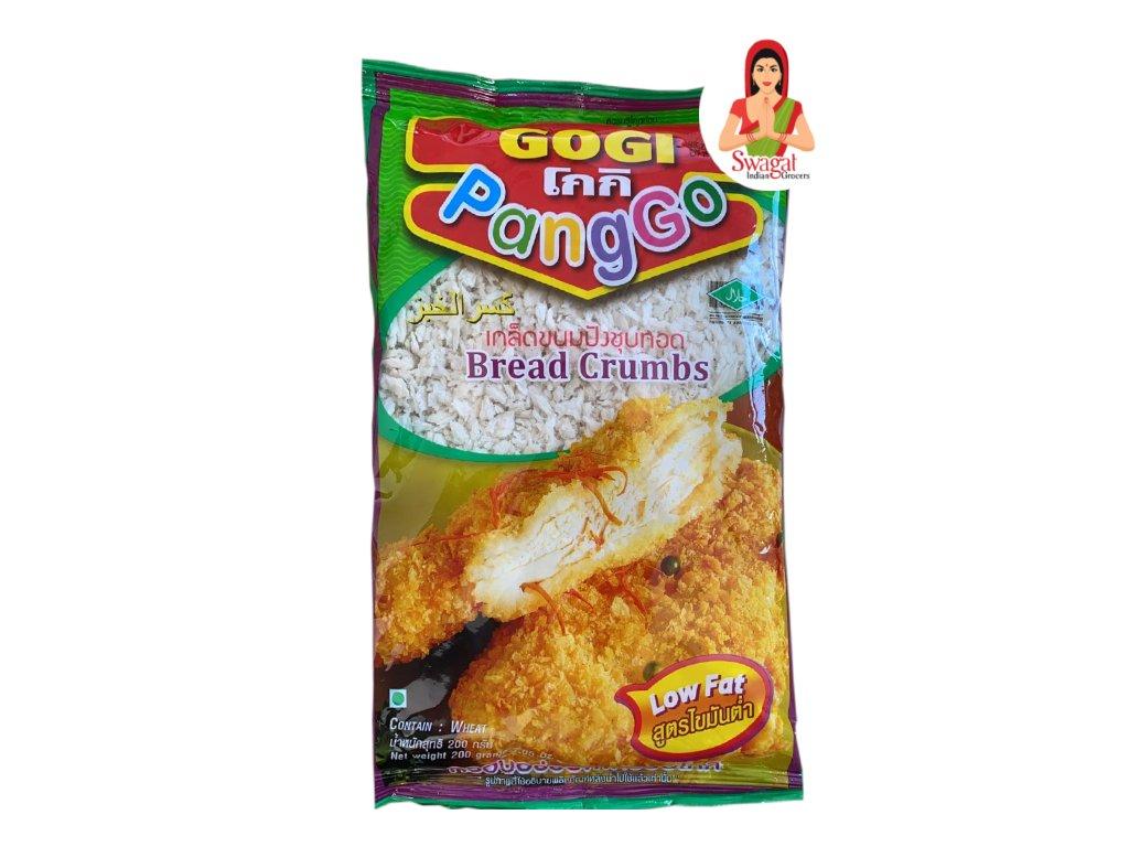 Strouhanka (Bread Crumbs), GOGI PangGo 200g