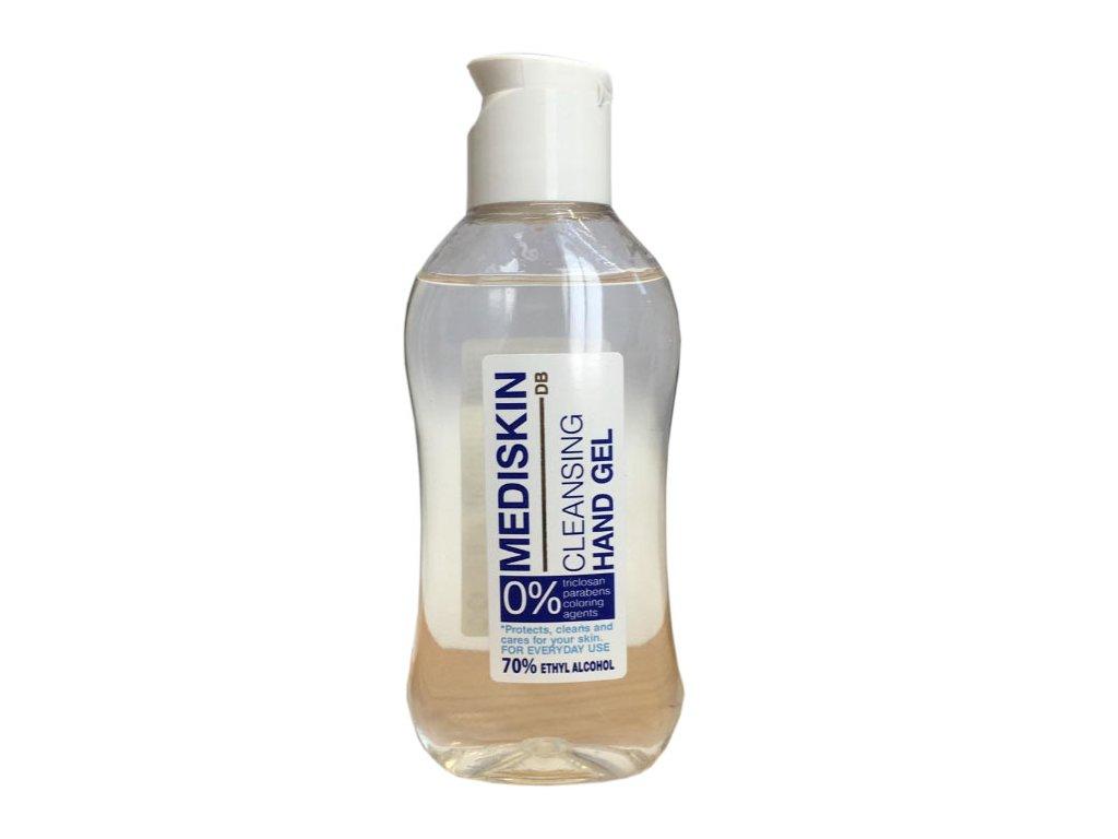 MEDISKIN čistící gel na ruce - antibakteriální dezinfekce (Cleansing Hand Gel) (70%), 100ml