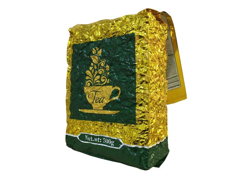 TAN CUONG zelený čaj Premium, 500g