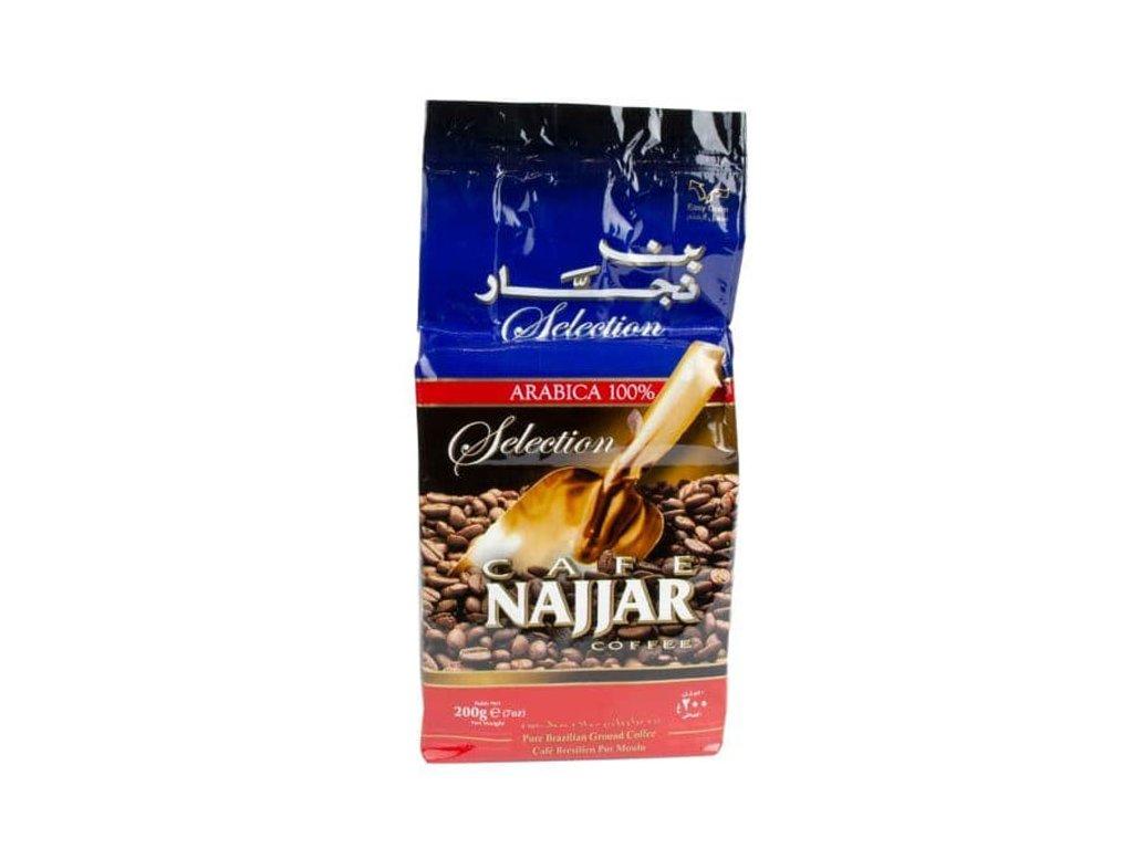 NEJJAR Arabica mletá káva, 200g