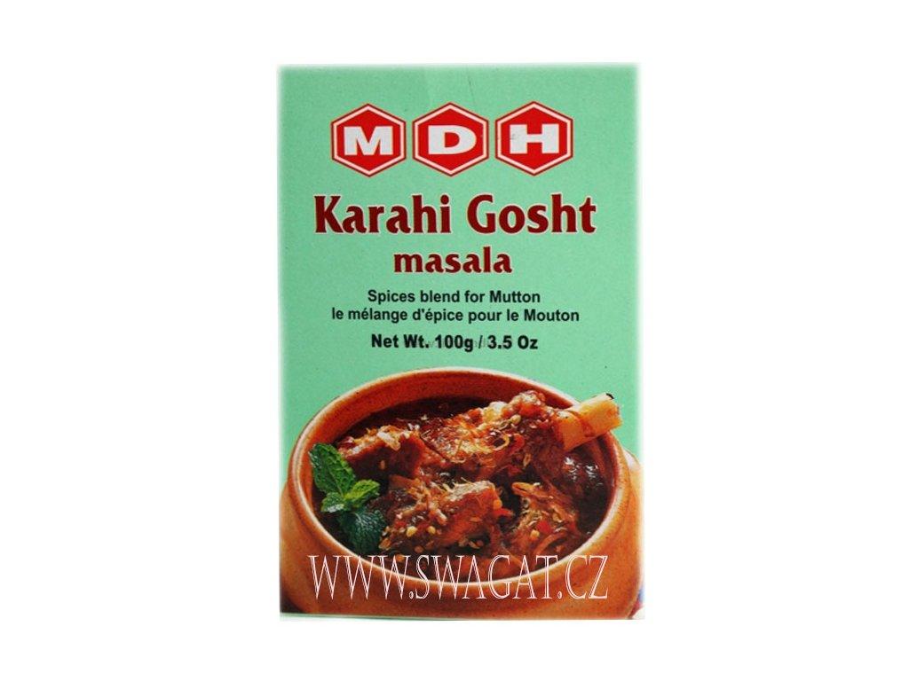 Koření na jehnečí máso Karahi Gosht Masala, MDH 100g