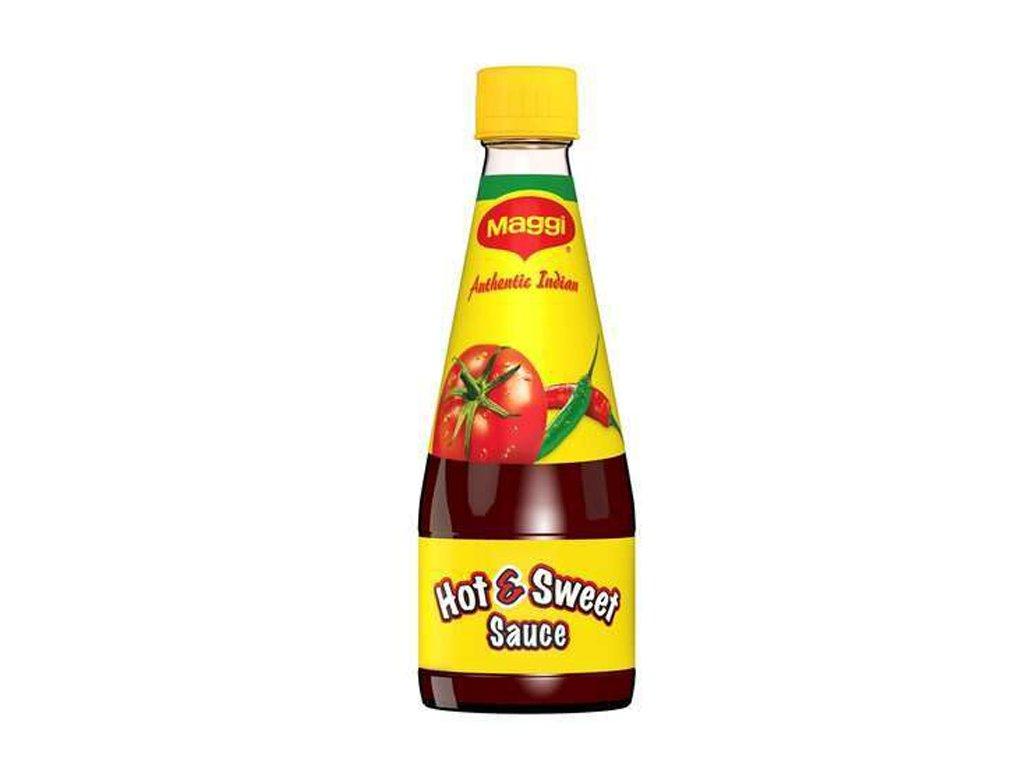 MAGGI Hot & Sweet Chilli omáčka, 400g