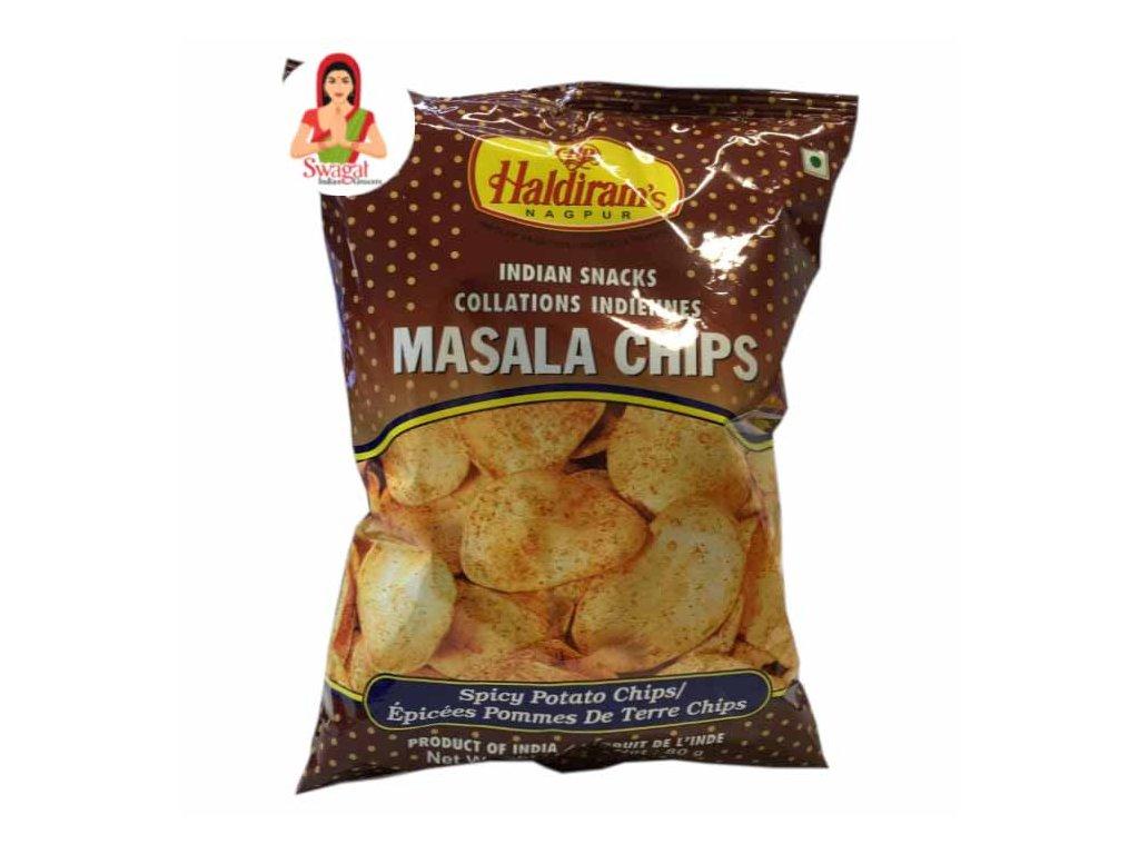 Masala Chips, HALDIRAM'S 80g