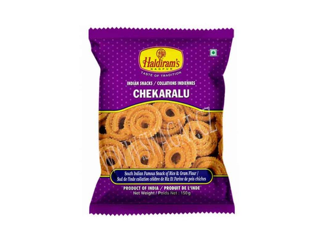 Chekaralu snack, HALDIRAM'S 150g