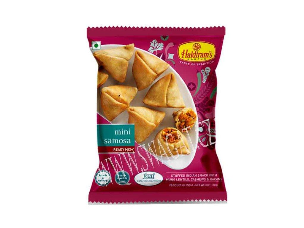 Mini Samosa snack, HALDIRAM'S 150g