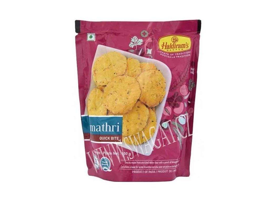 Mathri snack, HALDIRAM'S 150g