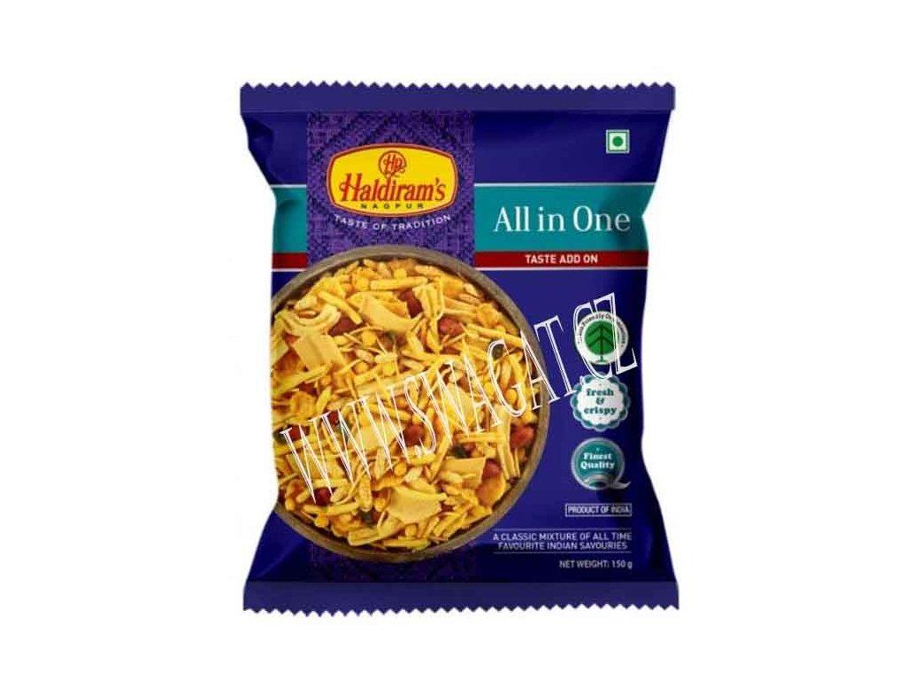 All in One snack, HALDIRAM'S 150g