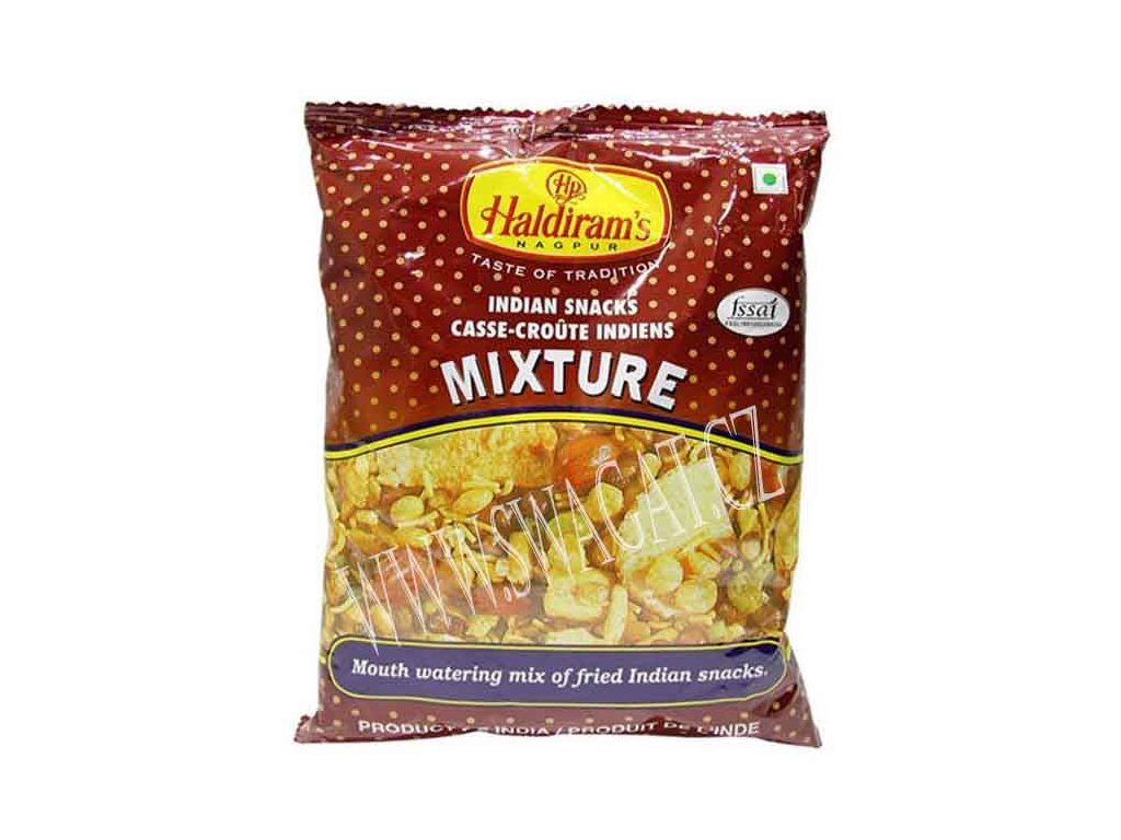 Mixture Snack, HALDIRAM'S 150g