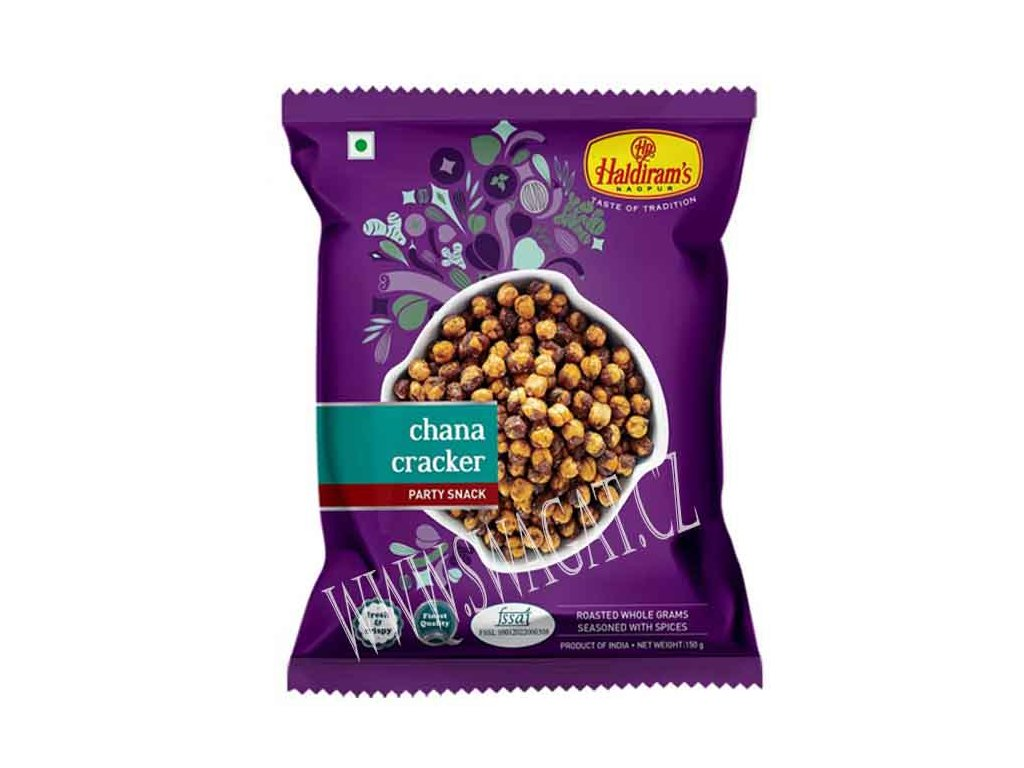Chana Cracker, HALDIRAM'S 150g